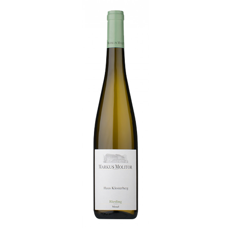 Markus Molitor Haus Klosterberg Mosel Riesling 75cl