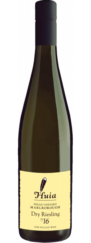 Huia Single Vineyard Riesling 75cl
