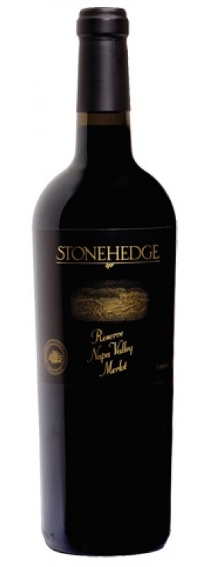 Merlot Napa Valley Reserve, Stonehedge 2005 75cl