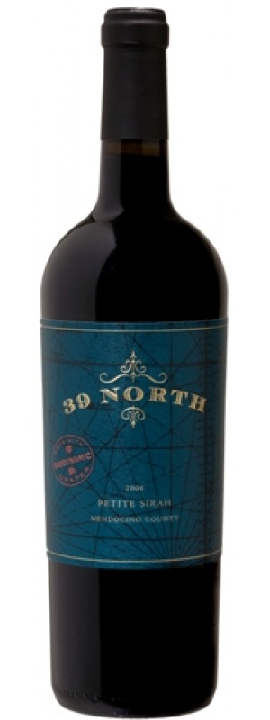 Petite Sirah Mendocino County, 39 North Wine Company 2007 75cl