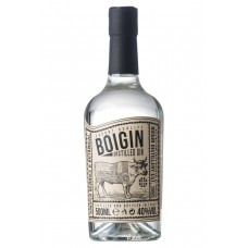 Boigin Distilled Gin, 40%, Silvio Carta NV 50cl