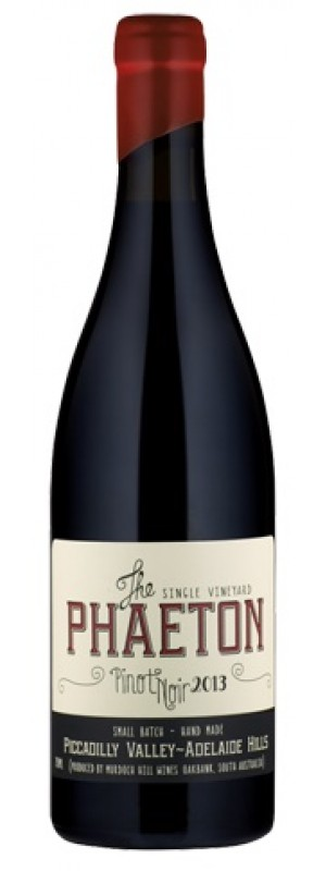 'Phaeton' Pinot Noir Piccadilly Valley, Murdoch Hill 2016 75cl